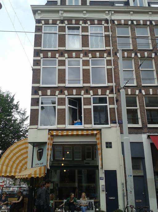 In s 39 nest appartamenti in affitto a amsterdam noord for Amsterdam appartamenti centro