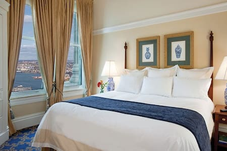 Perfect Location for a Boston Stay