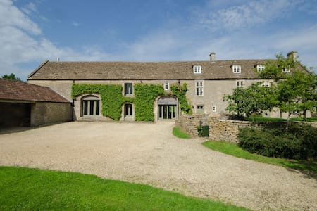 Magnificent 18th century mansion 5 miles from Bath - Winsley