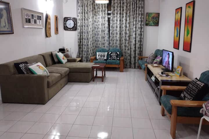 5 bedrooms bungalow house near PICC