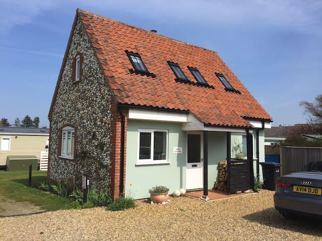 Sage Cottage, Burnham Overy Staithe - Burnham Overy Staithe - Hus