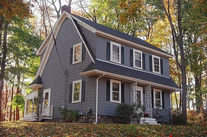 Entire Charming Concord Center Dutch colonial home