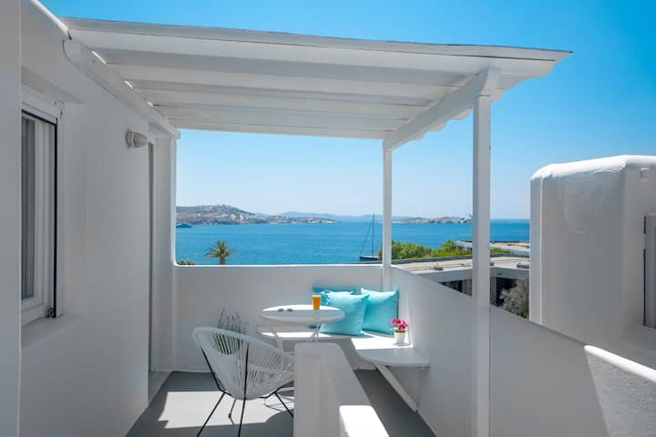 Perfect Suite in Mykonos Town