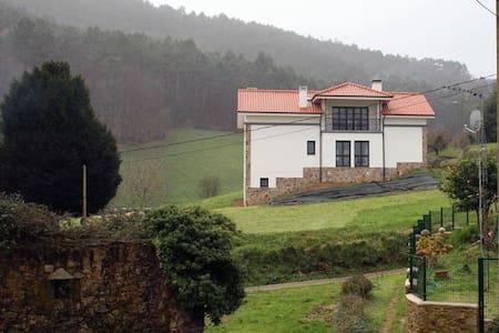 Casa Asturias San Martin de Luiña cerca Cudillero - Cudillero - Lejlighed