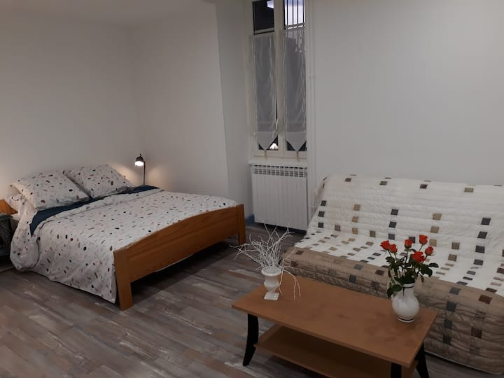 Appartement cosy totalement neuf