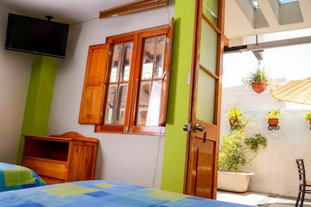Nice and cosy twin room ensuite - Arequipa
