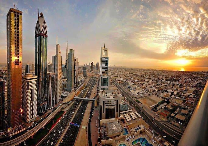 En suite Room in heart of Dubai