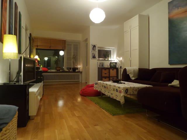 3 rum och kök Värmdö - barn gratis - Gustavsberg - Wohnung