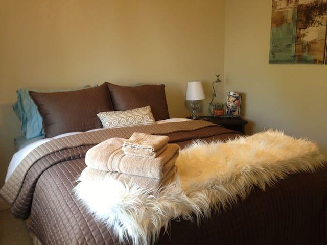 Private Room w Bath in Wine Country - Paso Robles - Maison