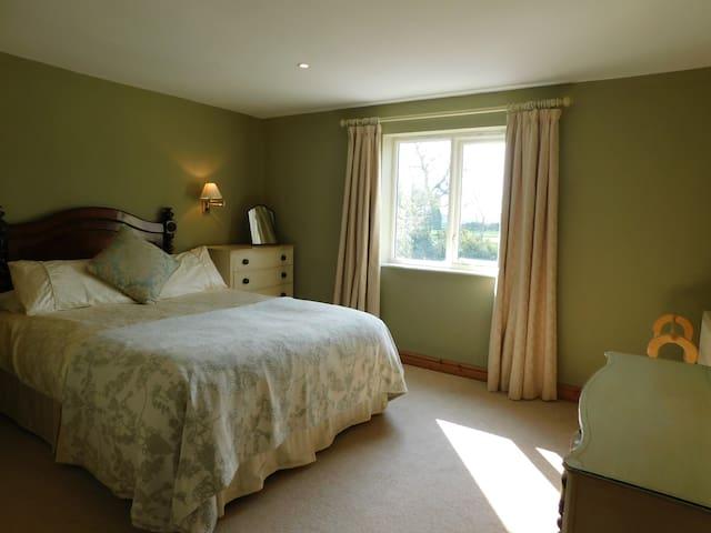 Double Room @ Manor Farm Cottage