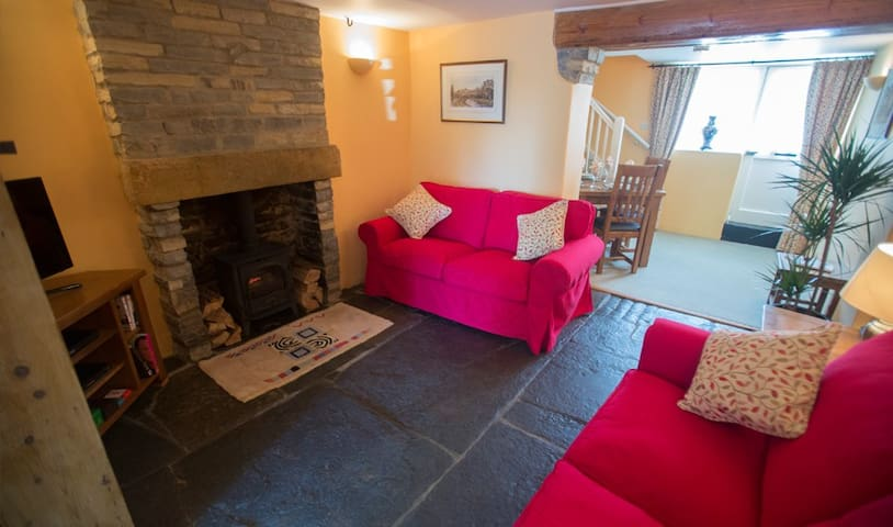 Luxury Cottages No 2 - Langport - Huish Episcopi - Hus