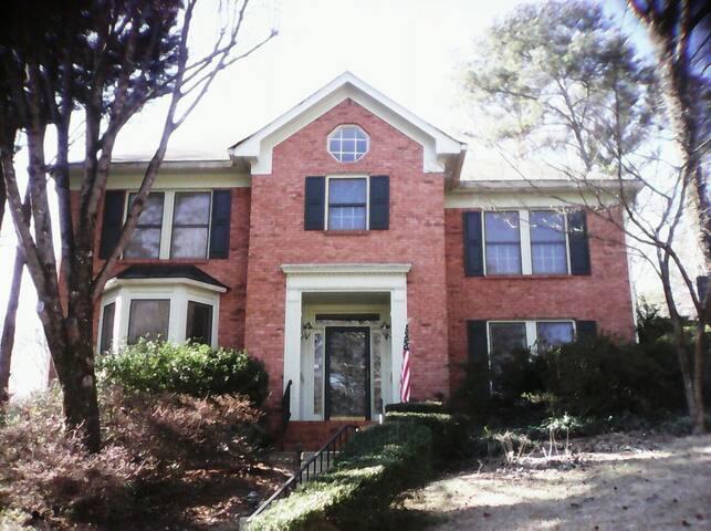 Convenient Mid Town Atlanta Home