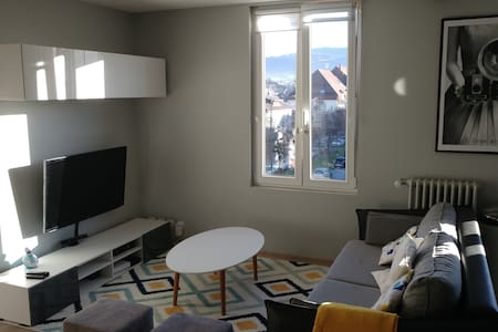 appartement de 70m2 centre ville - Pontarlier - Apartmen