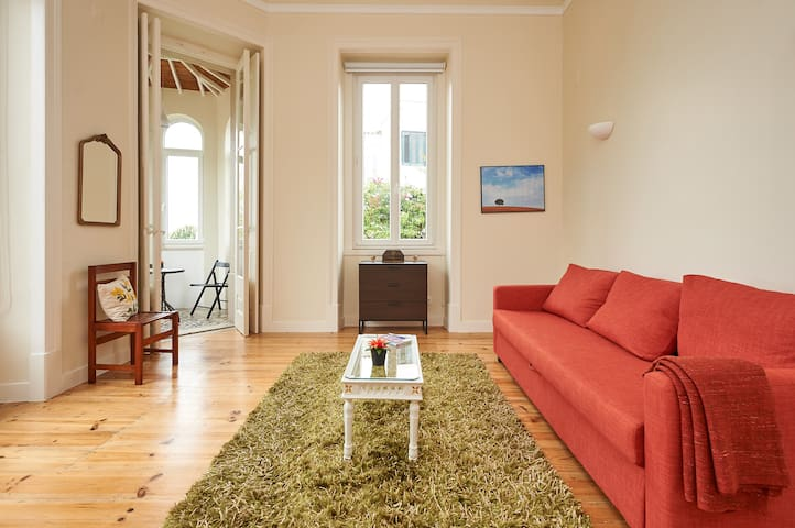 Beautiful apartment with breathtaking views - Sintra - Huis