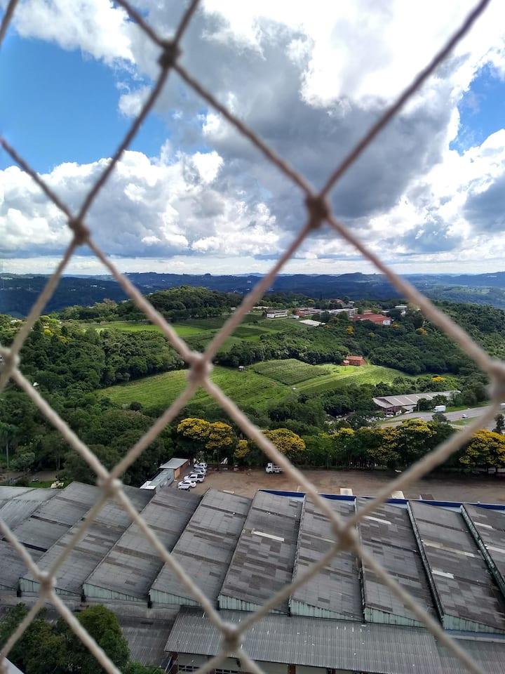 Apto Aconchego da Serra (pertinho do centro)