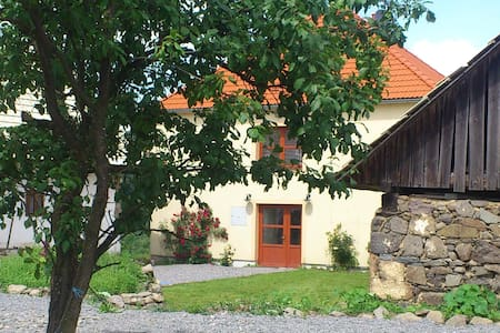 Comfortable country house in nature - Zvolen