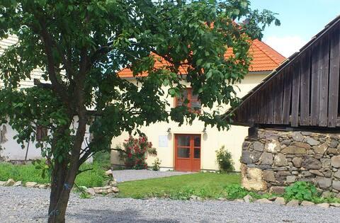 Casa de campo confortável num vale particular
