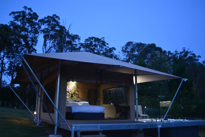 Luxury Eco Tent accommodation  - Witheren - Namiot