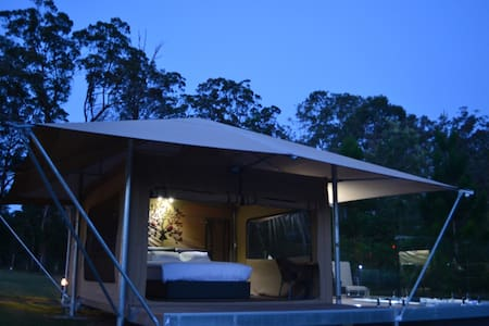 Luxury Eco Tent accommodation  - Witheren - Tenda