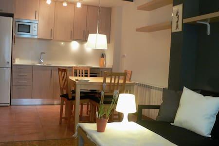 Acogedor apartamento junto al mar - Blanes