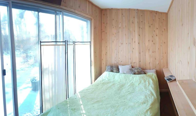 Petite chambre privé et tranquille