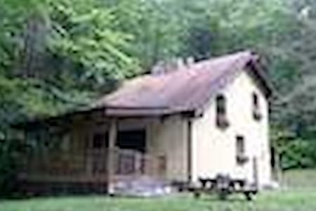 The Nantahala Mountain House Cabin  - Topton - Haus
