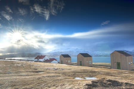 Three new small houses - Akureyri