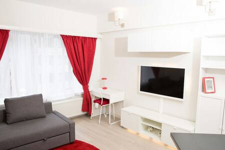 Luxury Studio In the EU Area - Bruxelles - Appartement
