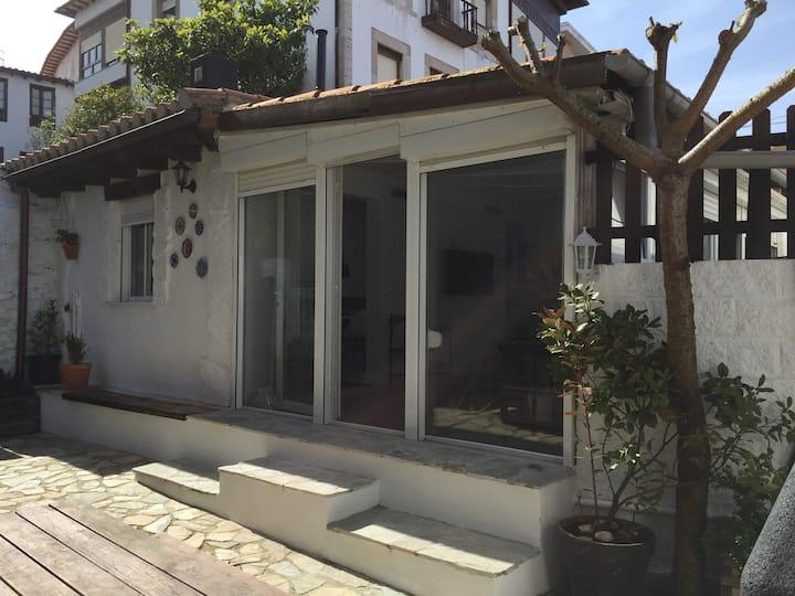 Casa en el centro histórico de San Vicente