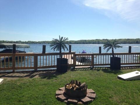 Lakefront Fun House