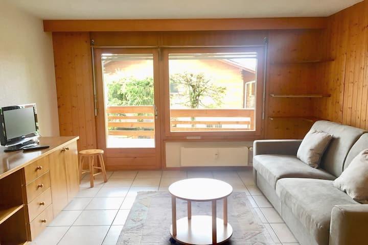 Sologne 023, (Verbier), Apartment