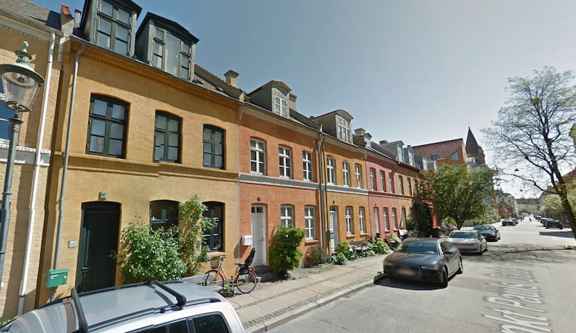 Townhouse in center of Copenhagen - Copenhague - Casa