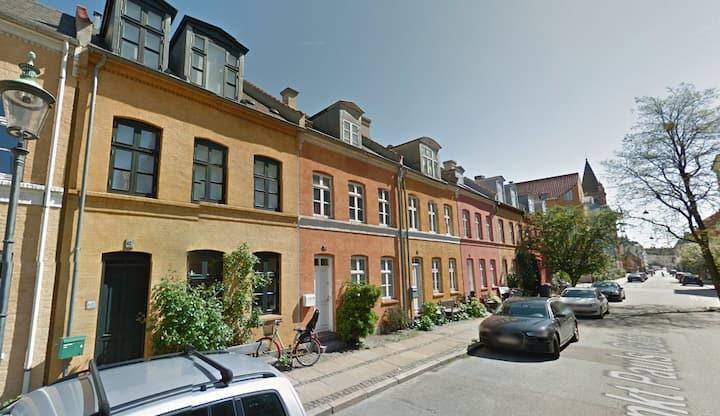 Townhouse in center of Copenhagen