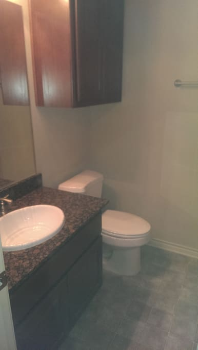 Clean bathrooms.