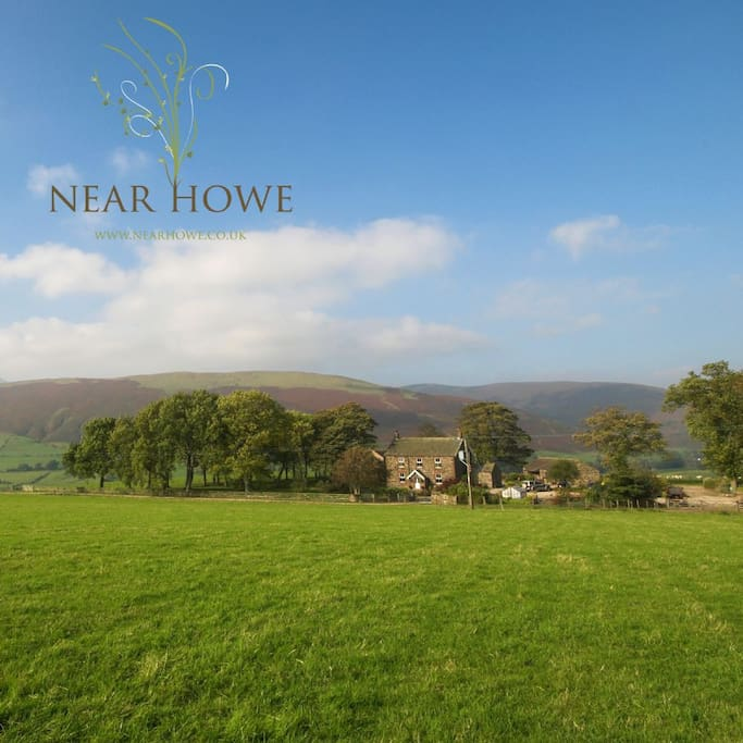 Near Howe Cottages