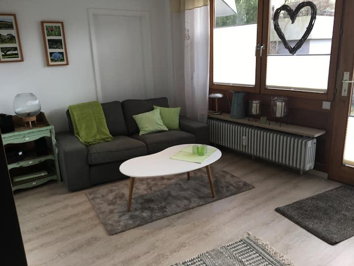 Schönes Studio unweit des Bodensees