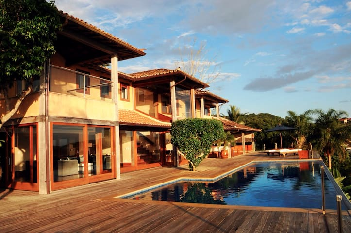Buzios B&B Villa Sonho Pool Suite 1 - Armação dos Búzios - Bed & Breakfast
