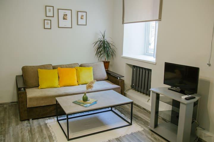 Sea&Downtown apartment