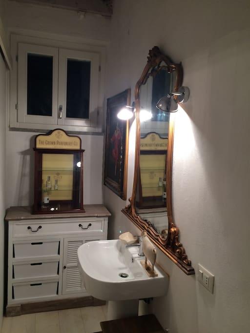Bathroom - MIrror