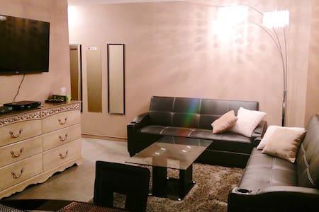 Luxury apartment 15min to NYC - Западный Нью-Йорк - Квартира