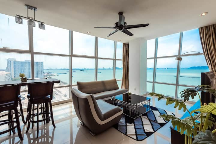 NEW#LoveComeHome@Super Seaview Maritime Suite