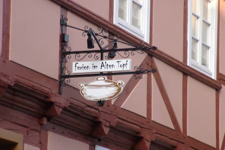 Ferien im AltenTopf - Quedlinburg - Apartament