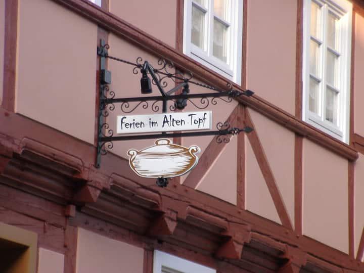 """""""Ferien Im Alten Topf"""" Wohnung 5"""