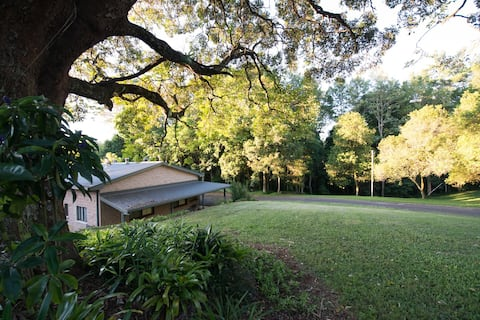 Lomah Bliss Byron Hinterland Paradise 1 Bed cabin