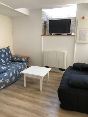 Appartement T2 cosy , 50m des thermes