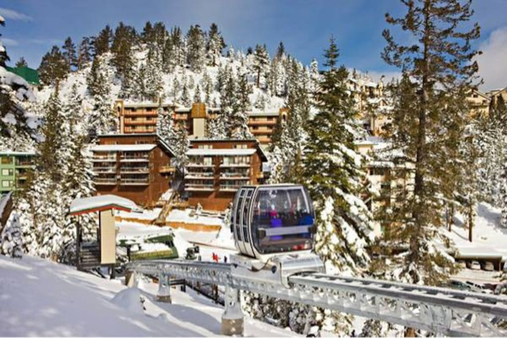 Heavenly Mountain Condominium Suite Resorts For Rent In Stateline Nevada United States