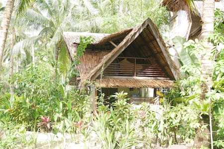 Native house with private garden - General Luna - House