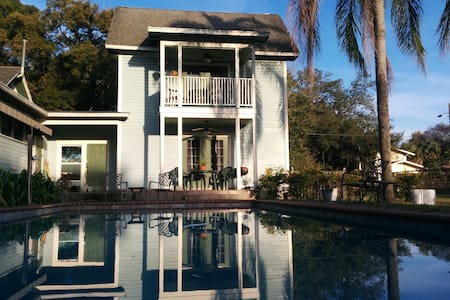 2 story cottage in Seminole Heights - Tampa