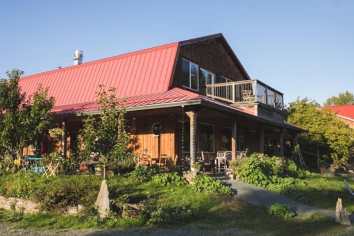 Alderlea Farm and Café - Pastoral Paradise