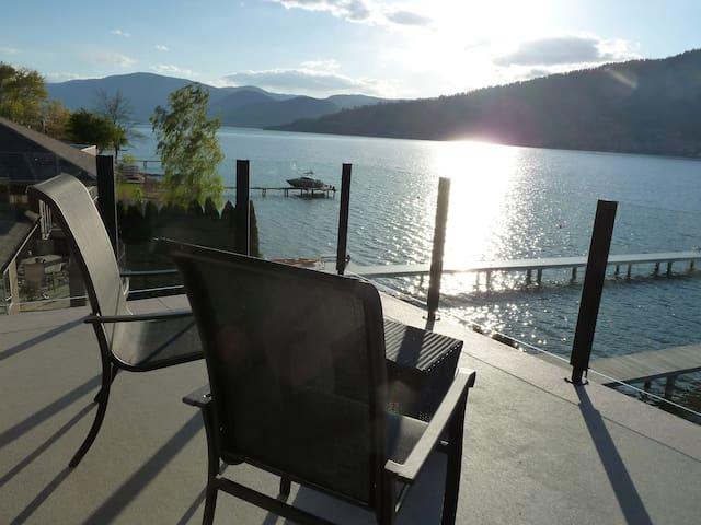 Okanagan Lakeshore Summer Paradise 1